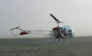 Stor Helikopterträff i Göteborg