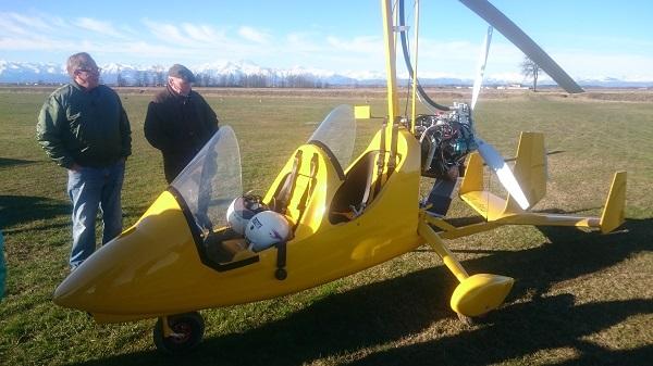 Ny Gyrokopter till Sverige