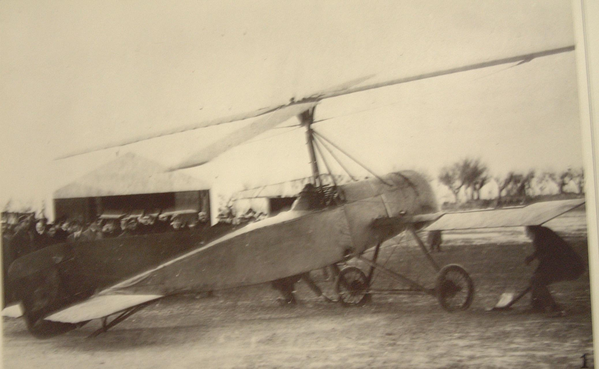 Autogyron's Cierva C.4
